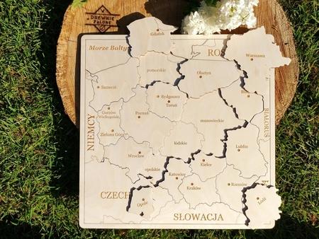 Mapa Polski (1)
