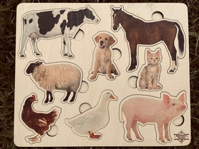 Wiejskie zwierzęta